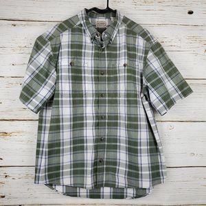 C.E. Schmidt Workwear Plaid Button Down Shirt